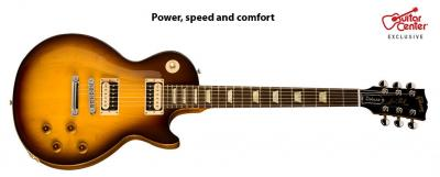 from Gibson's site, the Les Paul Studio Deluxe '60s